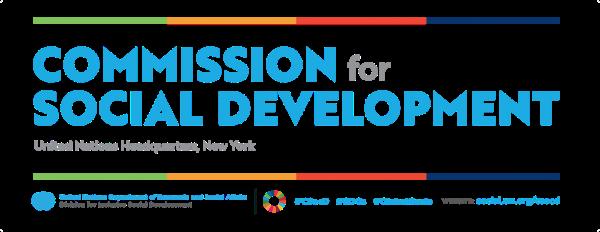 Commission of Social development